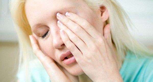 Часто ячмень возникает во время беременности