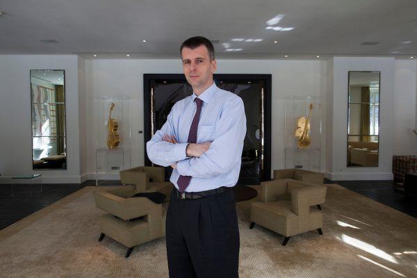 Прохоров баллотировался на пост президента России