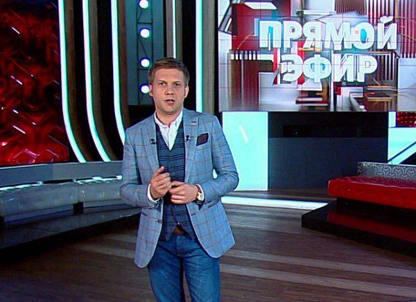 """Теперь вместо Бориса Корчевникова ведущим """"Прямого эфира"""" будет Андрей Малахов"""