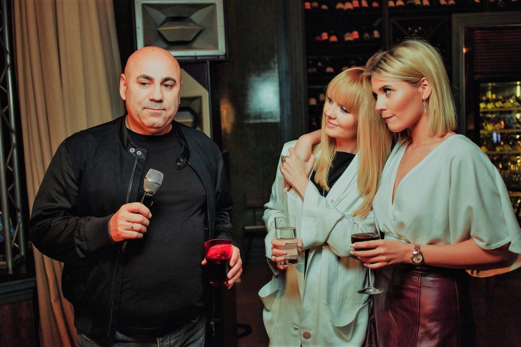 Анна Шульгина, Валерия и Иосиф Пригожин