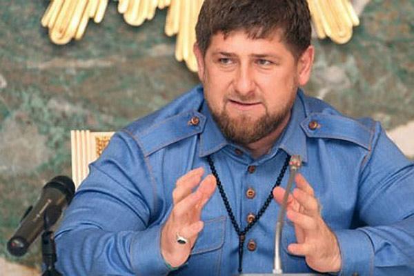 Рамзан Кадыров президент Чеченской республики