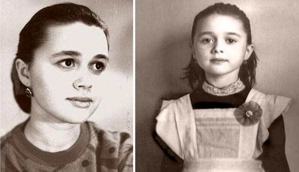Детские фото Анастасии