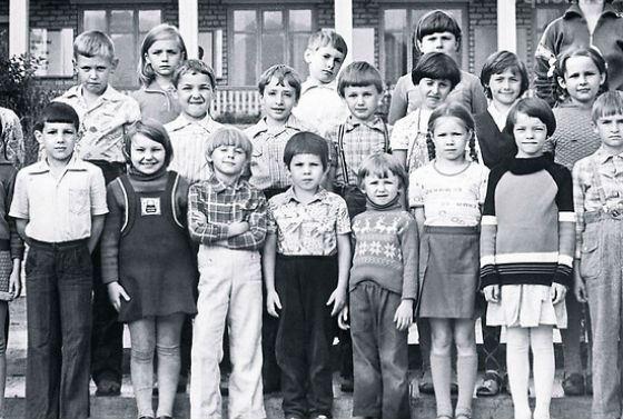 Яна Троянова в детские годы