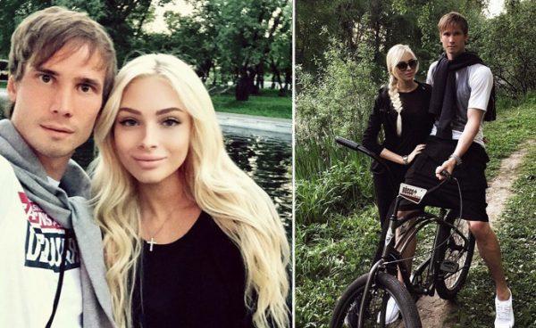 Алена Шишкова с новым возлюбленным
