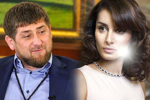 Рамзана подозревали в связи с телеведущей Тиной Канделаки