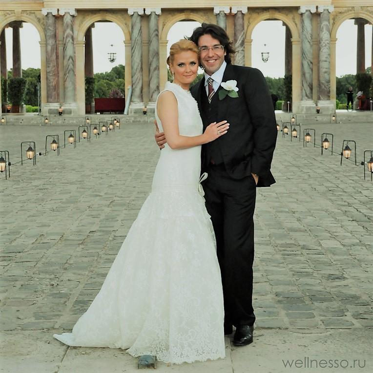 Фото церемонии бракосочетания Натальи и Андрея Малахова
