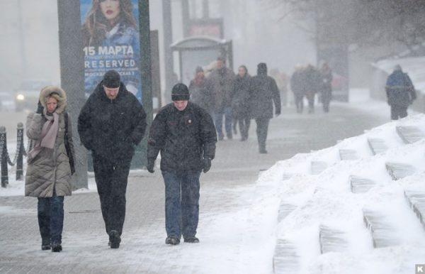 Какой будет зима в 2018 году в России: прогноз погоды