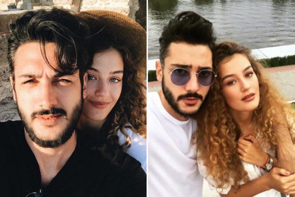 Самвел Варданян и Ульяна Синецкая