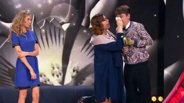 Александр Гудков в «Comedy Woman»