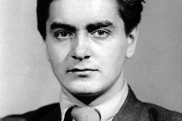 Юрий Любимов в молодости