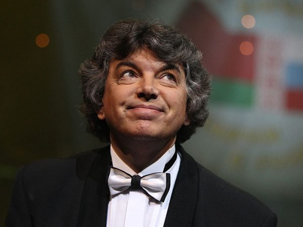 Сергей Захаров на концерте в Москве