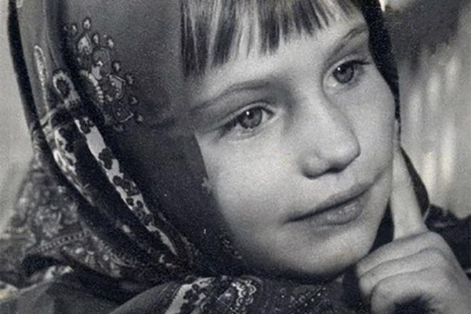детское фото Ольги Прокофьевы