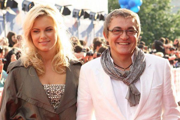 Александра Шевченко (еще одна возлюбленная актера)