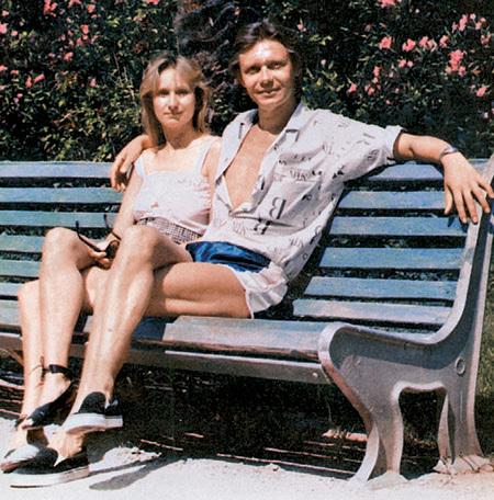 Ольга и Юрий Соколов