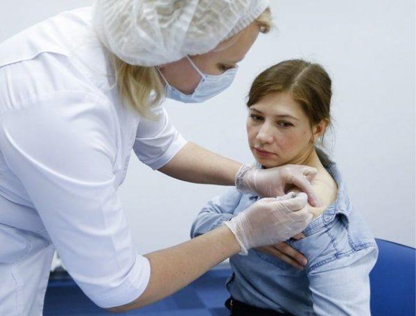 Прививки против гриппа