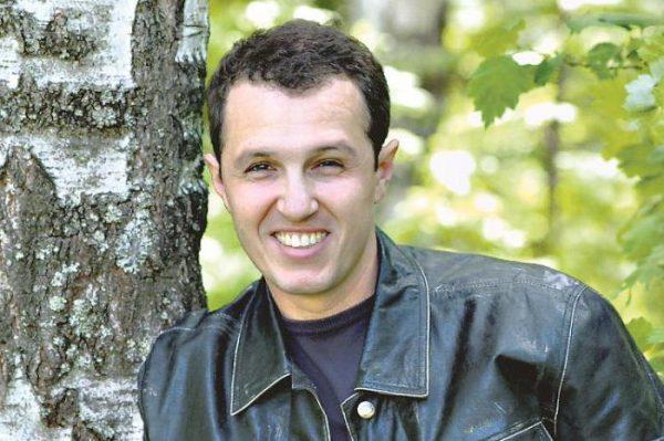 Игорь Верник в молодости