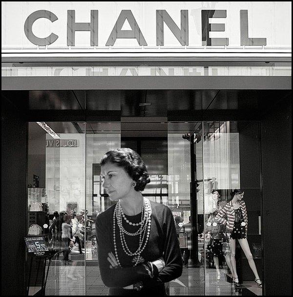 Модный дом Шанель