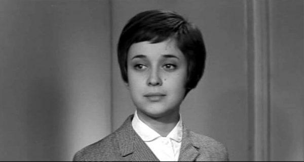 Ирина Печерникова в юности