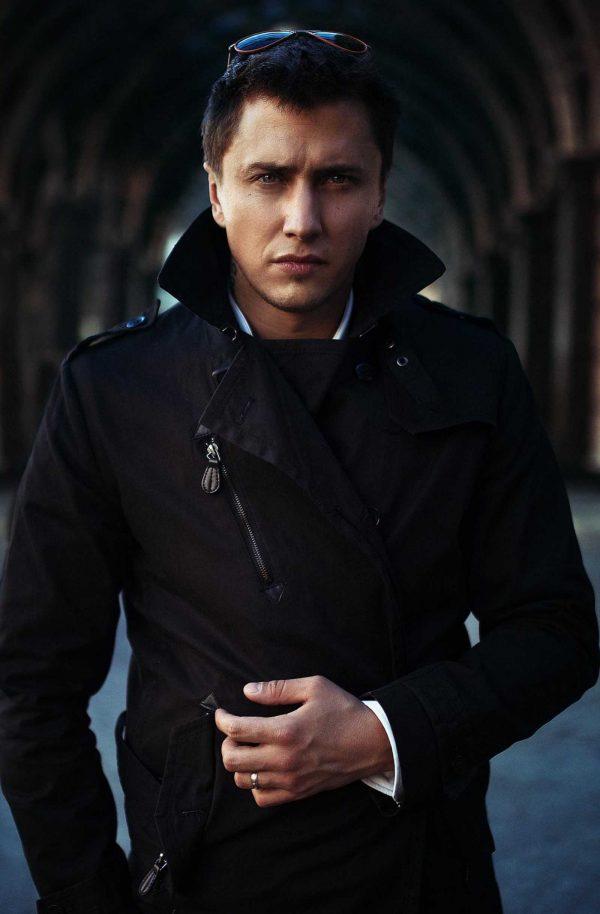 На фото Павел Прилучный