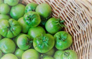 Салат из зеленых помидор на зиму без стерилизации: рецепты с фото