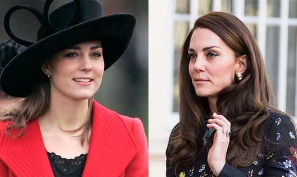 Кейт Миддлтон одна из самых популярных персон королевской семьи