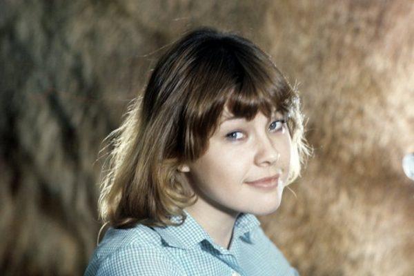 Татьяна Догилева в молодости