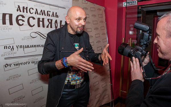 Андрей Еронин: фото