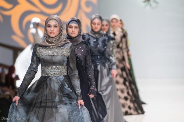 Модный дом «Firdaws» Медни Кадыровой