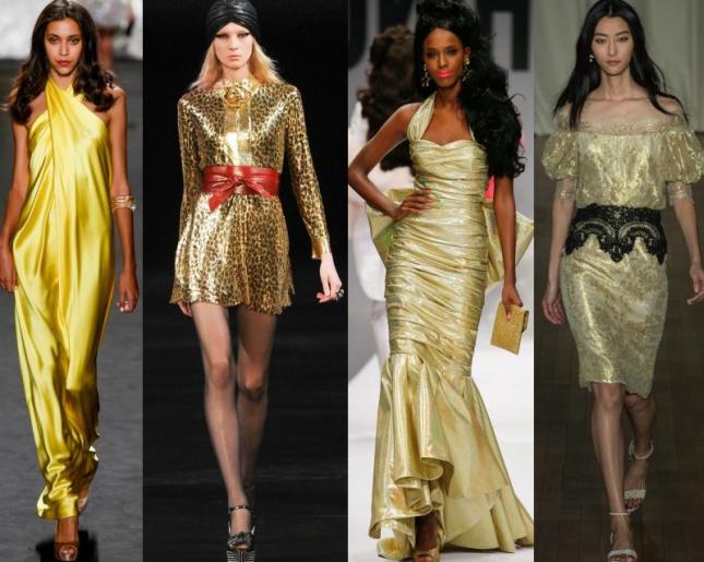 Все модели вечерних платьев невероятно элегантны