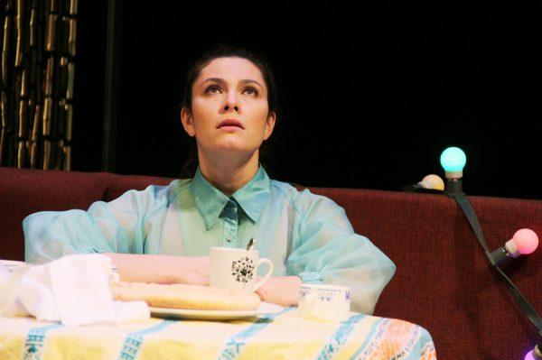 Соколовская на сцене театра