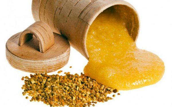 Перга и пчелиный мед