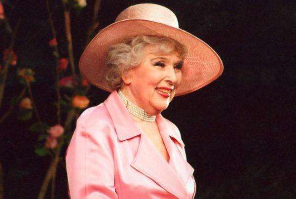 Актриса долго не могла прийти в себя после смерти мужа