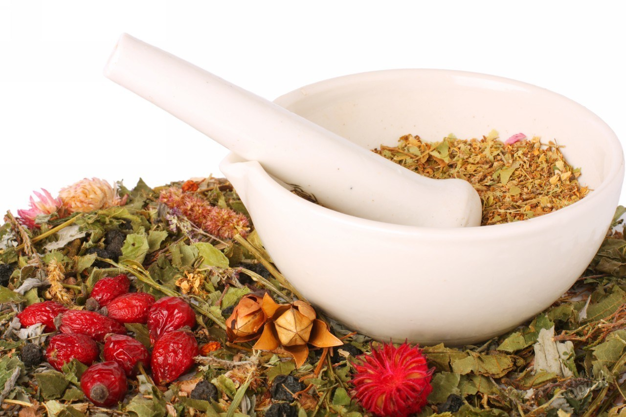 Полезно добавлять плоды шиповника в отвары лекарственных трав