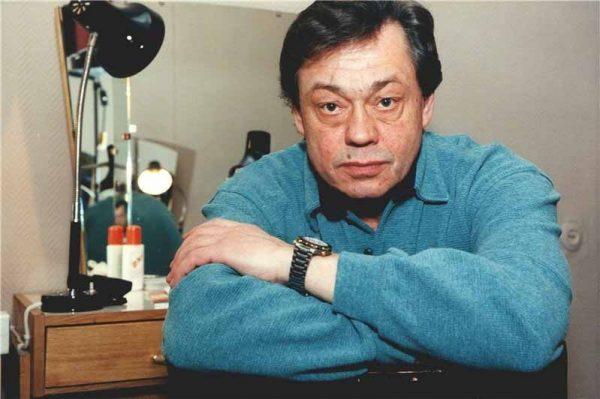 Николай Караченцев в молодости