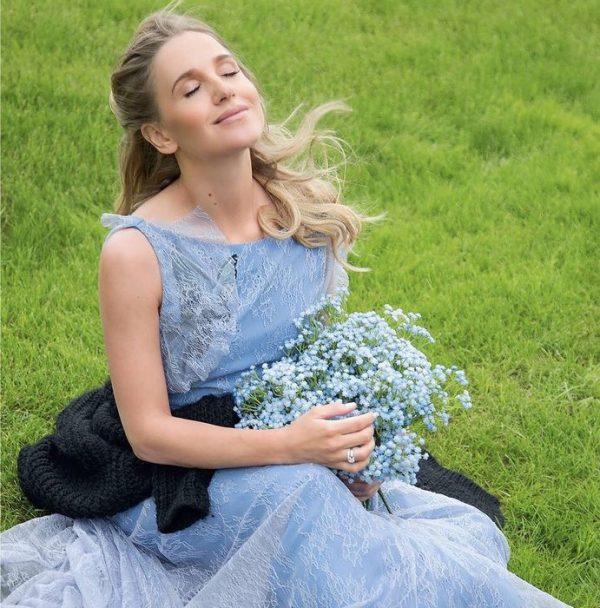 Юлия счастлива в браке с Алексеем Чумаковым
