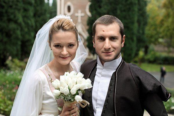 Фото со свадьбы Надежды и Резо