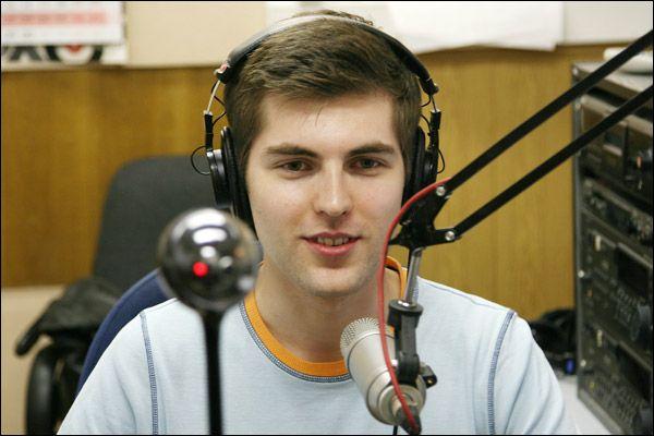 Д. Борисов на радио