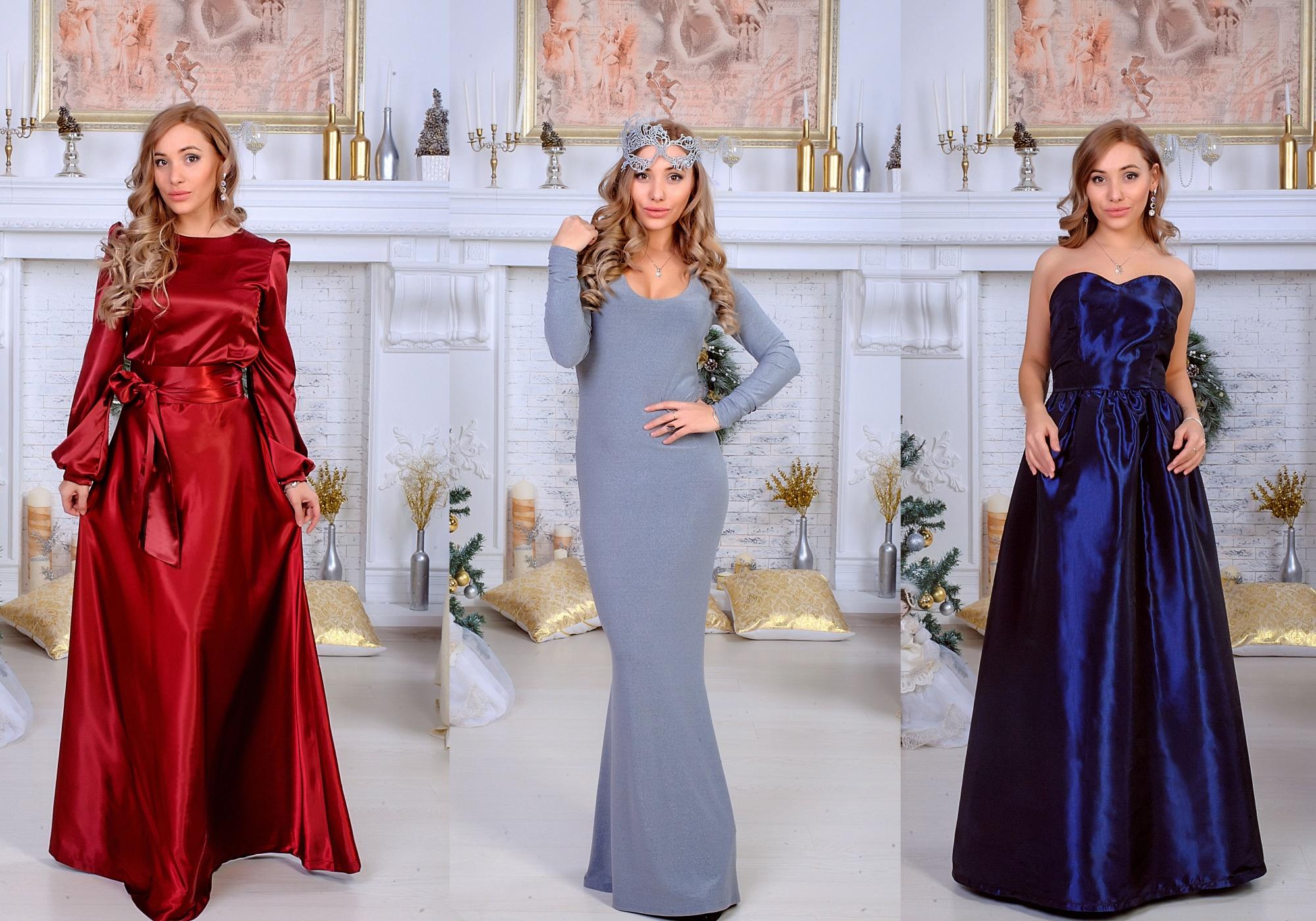 Даже обладательницы нестандартной фигуры могут подобрать для себя весьма элегантное платье