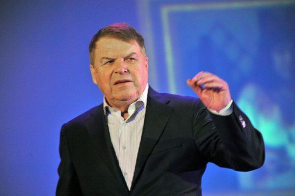 Михаил Кокшенов сейчас