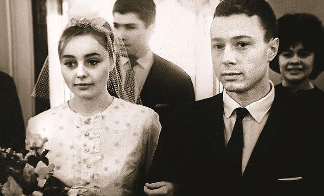Свадебное фото Марии С и Алексея Стычкина