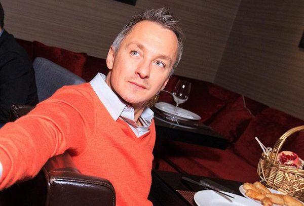 С. Михалков в одном из своих ресторанов
