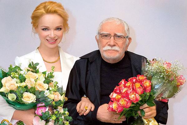 Изначально Виталина была любовницей актера