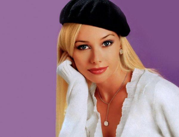 Фото актрисы в молодости