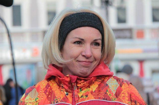 Ирина Лобачева еще и успешный тренер