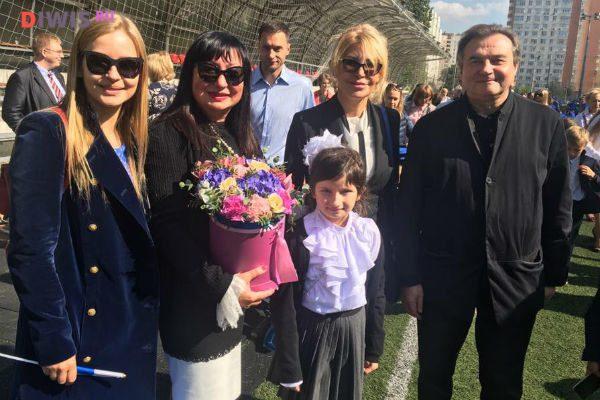 Алексей Учитель и Юлия Пересильд: личная жизнь