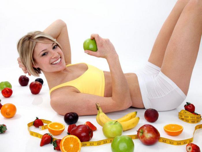 Самой разумной послаблющей диетой является употребление большого количества фруктов и овощей