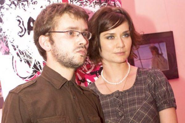 С первым мужем Артемом Семакиным