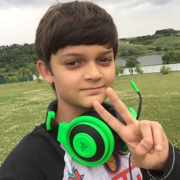 Внебрачный сын К. Шубского