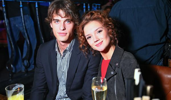 Степанов со своей бывшей девушкой