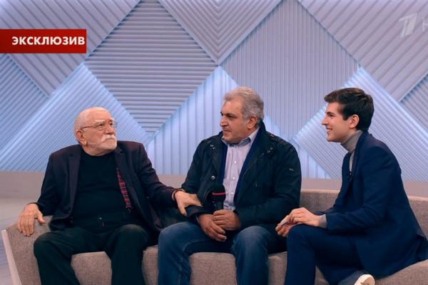 """Армен Борисович в прямом эфире программы """"Пусть говорят"""""""
